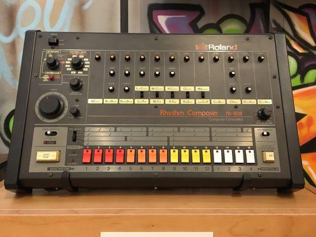 MATRIXSYNTH: Roland TR-808