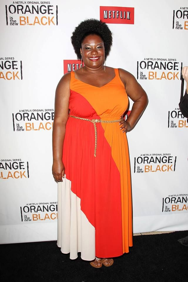 Adrienne C Moore Black Cindy At The Netflix Presents