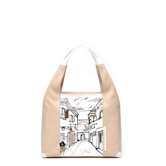 Borsa Braccialini sacca View B9313  #braccialini #borse #handbags #fashion #accessories