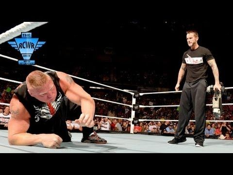 CM Punk Trumps Brock Lesnar! WWE RAW 8-12-13 Coverage: The RCWR Show Live!
