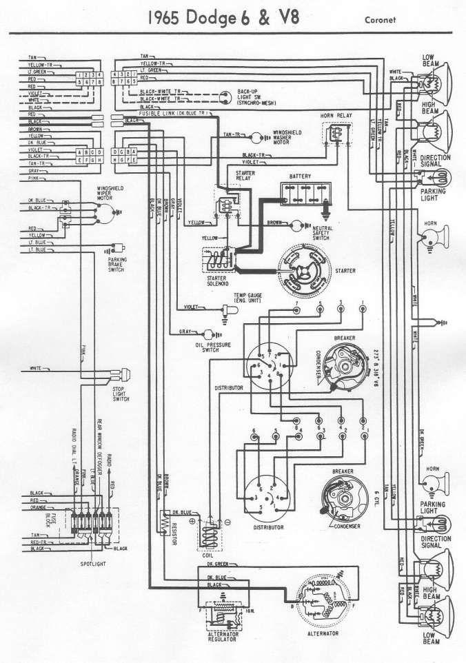 17  1968 Dodge Truck Wiring Diagram