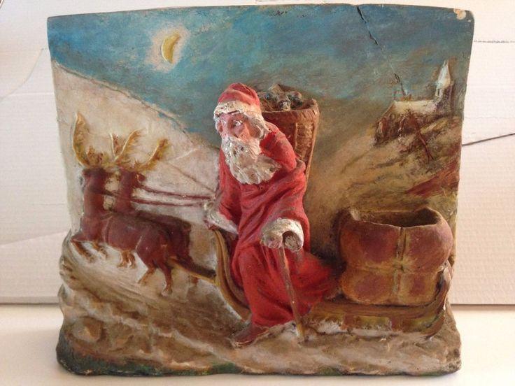 TRES RARE BAS RELIEF PLATRE NATALE SIGNE ARISTIDE DE RANIERI  | Art, antiquités, Art du XIXe et avant, Sculptures, statues | eBay!