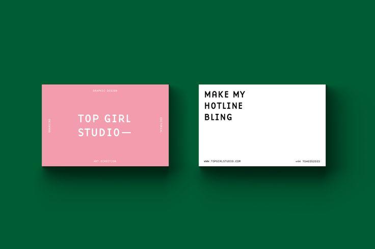 TOP GIRL STUDIO - Personal Branding. on Behance