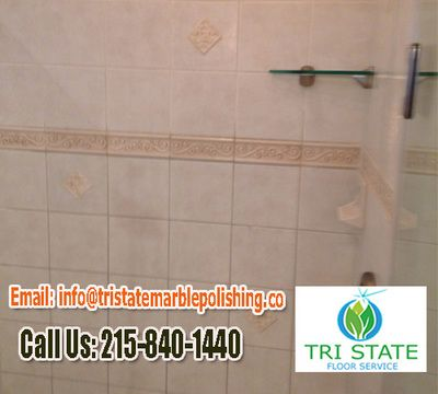 Grout Floor Cleaning Services Chester County  Grouts in bathroom wall tiles are harder to clean than floor tile grouts. For best results and easier application of the solution, you can put the mixture in a spray bottle. This allows the solution to be sprayed directly into the grout Cleaning. Grout Floor Cleaning Chester County