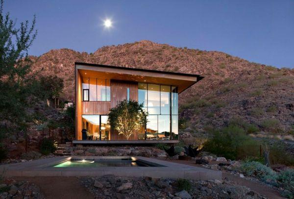 Geometrische Formen Farben Modernes Haus. die besten 25+ moderne ...