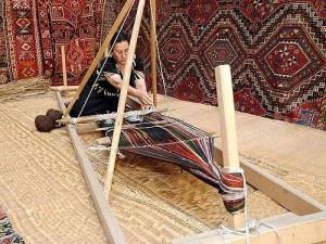 Floor loom