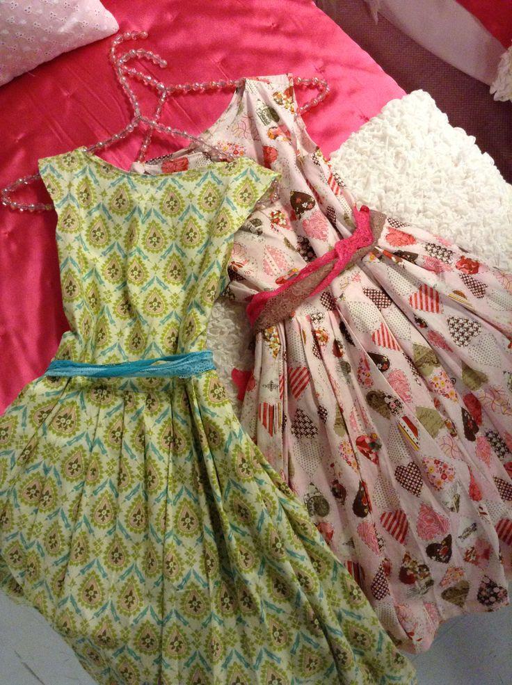 Mekkoja, mekkoja, mekkoja... Onnelin ja Annelin mekkokankaat Eurokankaasta