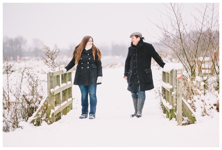 Adam and Jemma's wintery engagement shoot at the lovely Whittlingham country park, Norwich, Norfolk