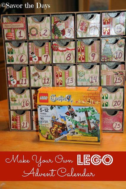 Lego Advent Calendar Ideas : Best lego advent calendar ideas on pinterest