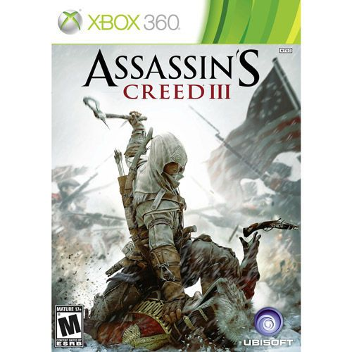 Assassin's Creed III (Microsoft Xbox 360, 2012) Very good cond with Instructions