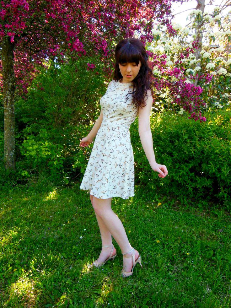 La robe zéphyr ♥
