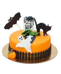 Tort-Halloween