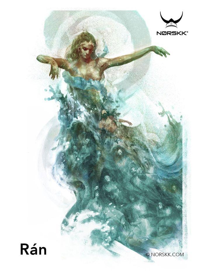 Ásynjur: Ran: Goddess of the Sea