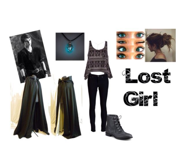 Peter pans lost girl