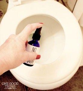 Extra Strength Magic Toilet Spray