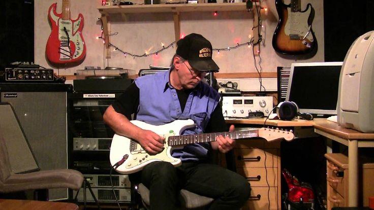 I Remember Elvis Presley instrumental guitar cover song played by Ellert Nordmark - easy instrumental guitar solo - instrumental guitar tabs