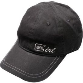 Glock Hat Glock Girl Black/Silver Chino