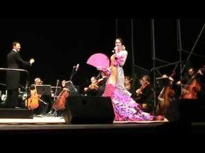 Sandra Cabrera - Francisco Alegre (23-5-14) - YouTube