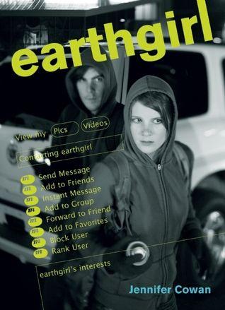 Earthgirl / Cowan, Jennifer  Call #  F COW