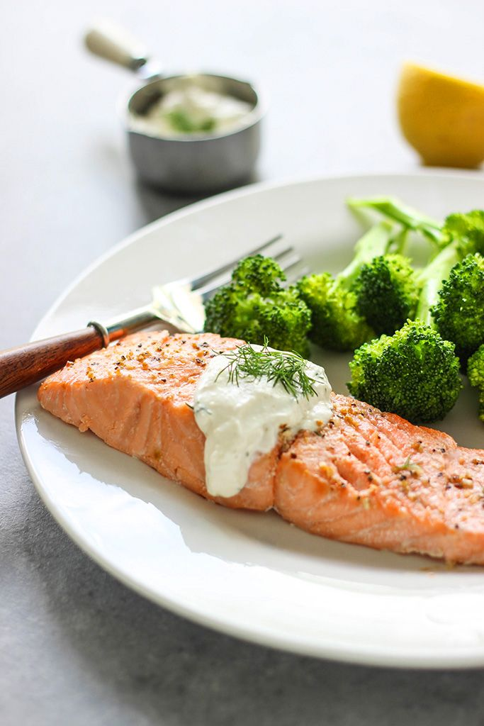 Salmon In Creamy Dill Sauce The Cooking Jar Recipe Dill Sauce Creamy Dill Sauce Recipes
