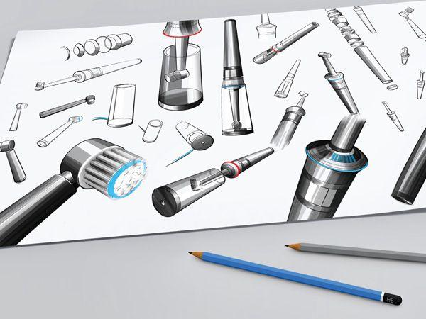 braun concept sketches