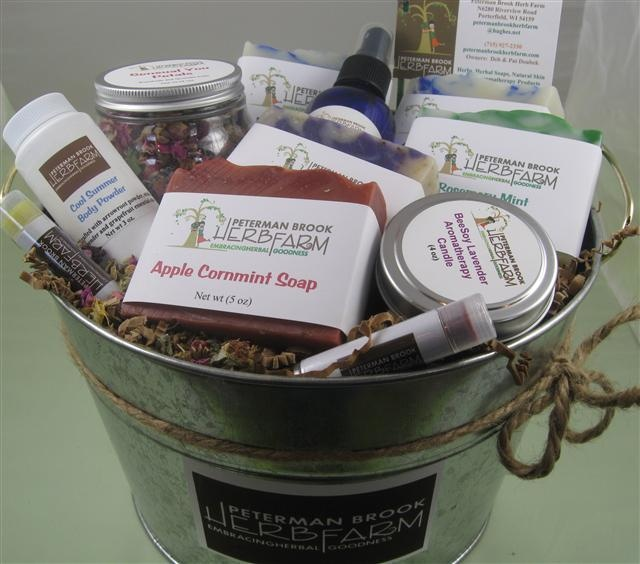 Our bucket sized gift set