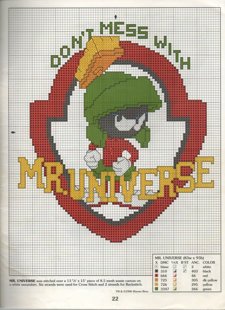 17 Best Images About Cross Stitch Characters On Pinterest