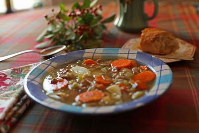 Campbell's Scotch Broth Soup