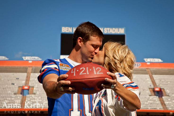 I wanna marry a football player! Hopefully a pro one haha