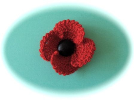 WENDY POOLE - Free Crochet Patterns Poppy