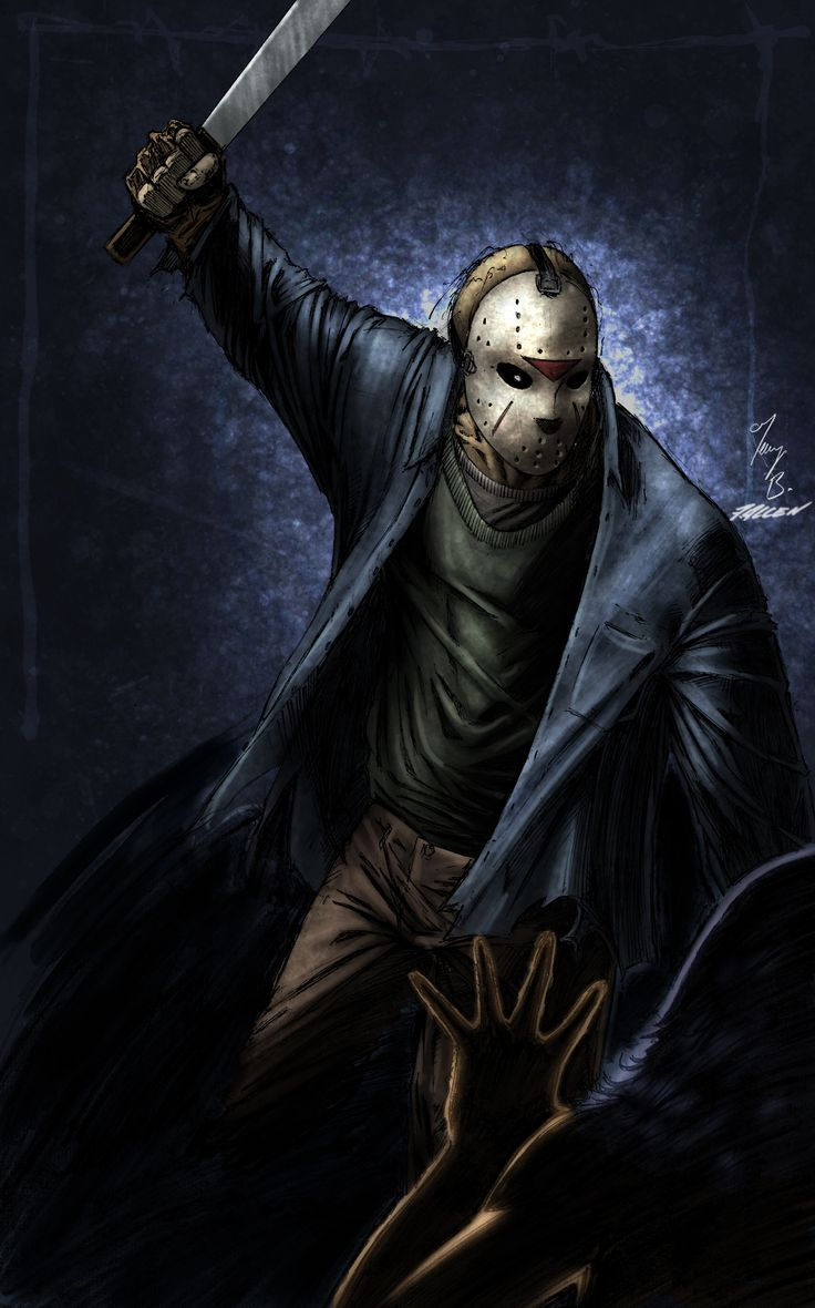 Friday the 13th friday the 13th 2009 wallpaper jason - Friday the thirteenth wallpaper ...