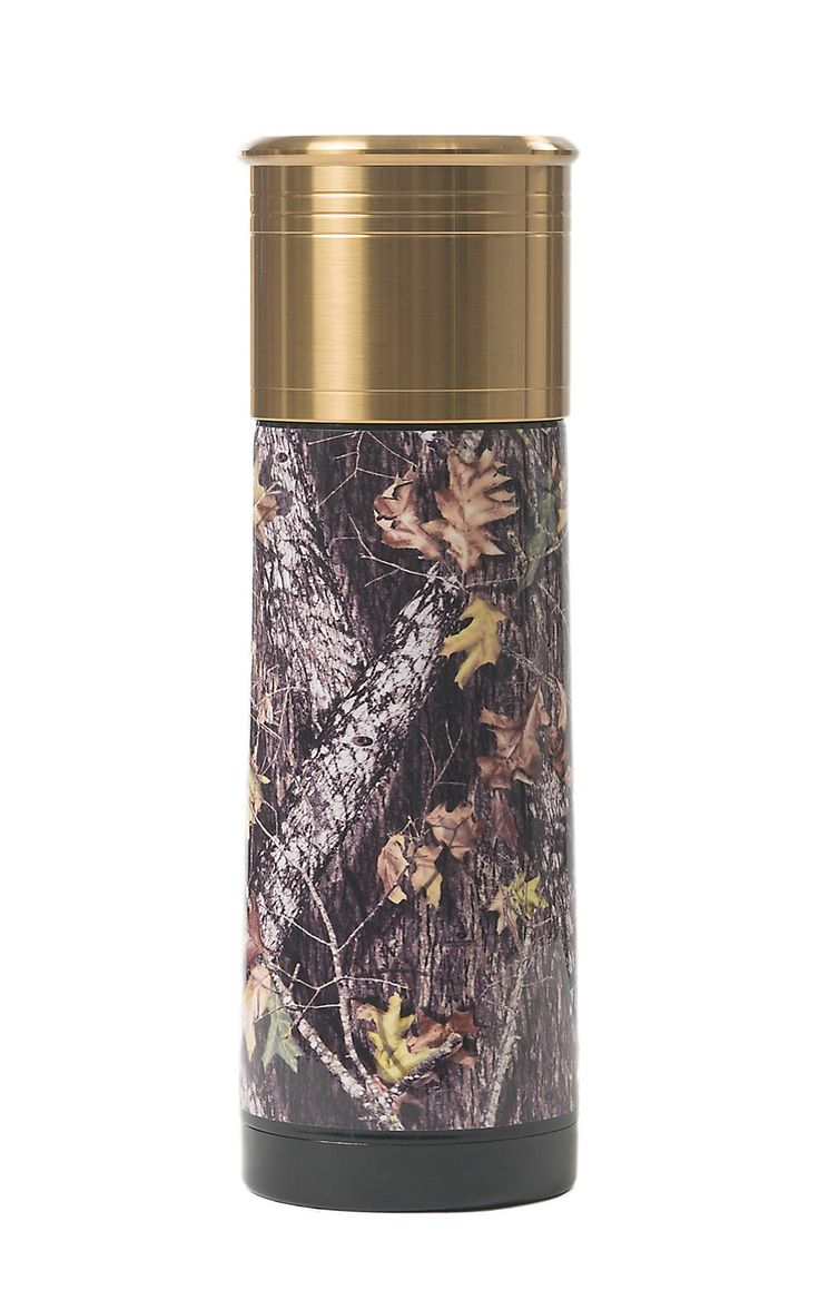 Mossy Oak Breakup Camo Shotshell Thermo Bottle Home Decor Kitchenkitchen