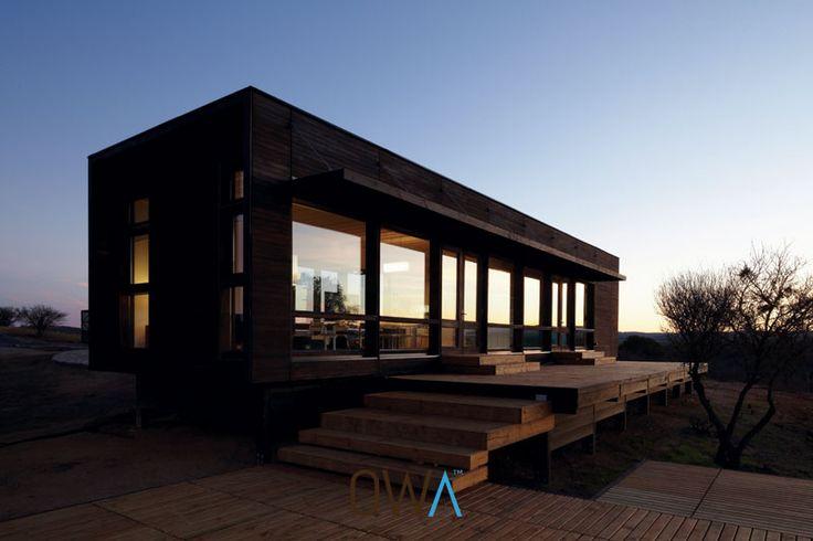 Owa chile casas prefabricadas de madera a pedido - Casa container espana ...