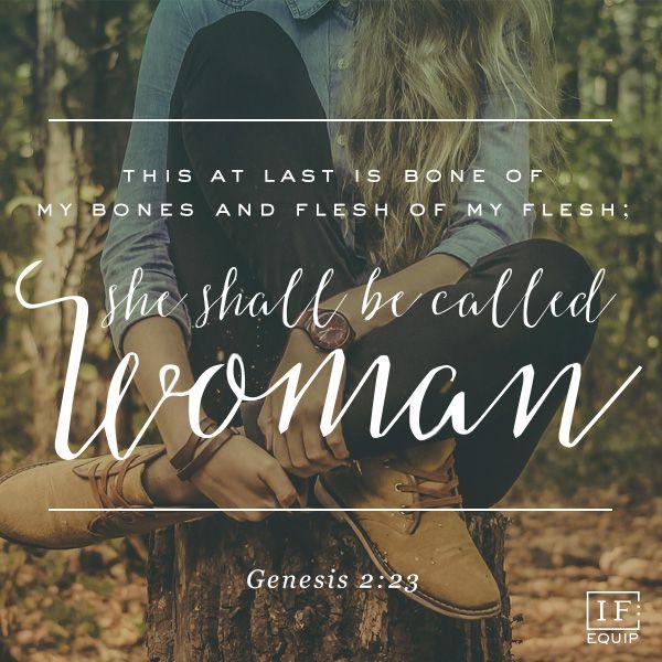 Genesis 2:18-25   IF:Gathering
