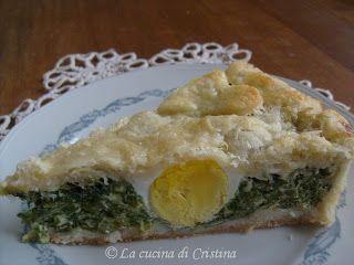 La cucina di Cristina: Torta Pasqualina