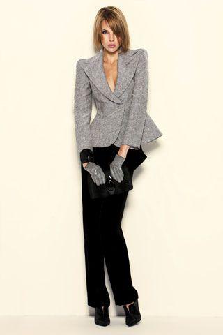 Pants Suits Armani Fall(Autumn)2010 WOMEN'S fashion runways 2013 ...