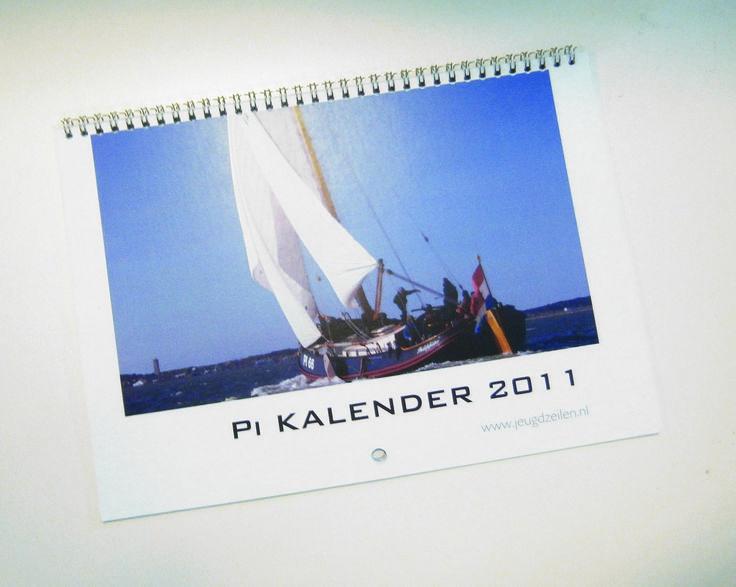 Een kalender bijvoorbeeld voor je eigen sportvereniging