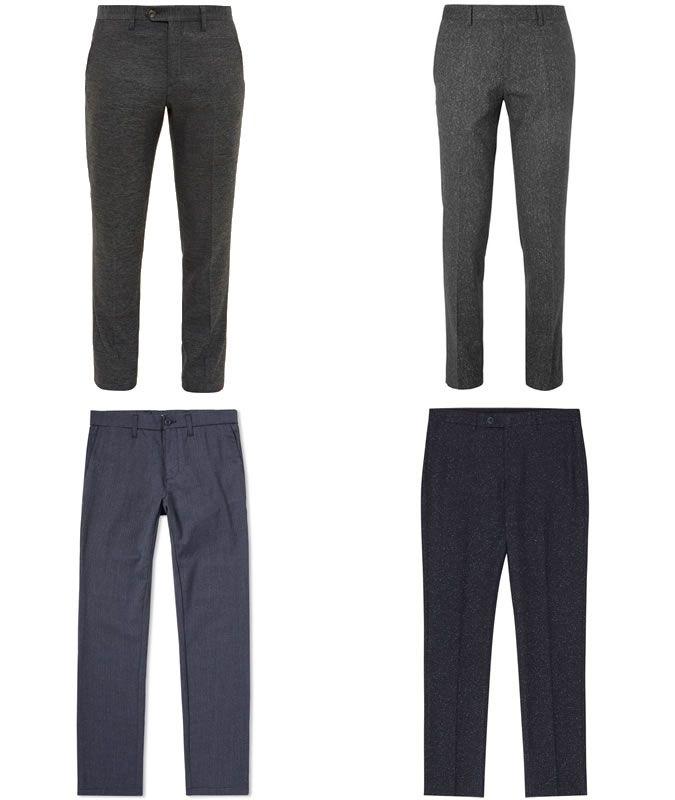 nice 7 Moderne Hosen-Stile, Die Alle Männer Besitzen Sollte