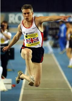 Jonathan Edwards  Triple saut Royaume-Uni