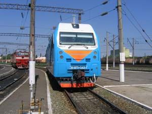 О депо Саратов, локомотивах и фейерверке (ноябрь 2008 г.)
