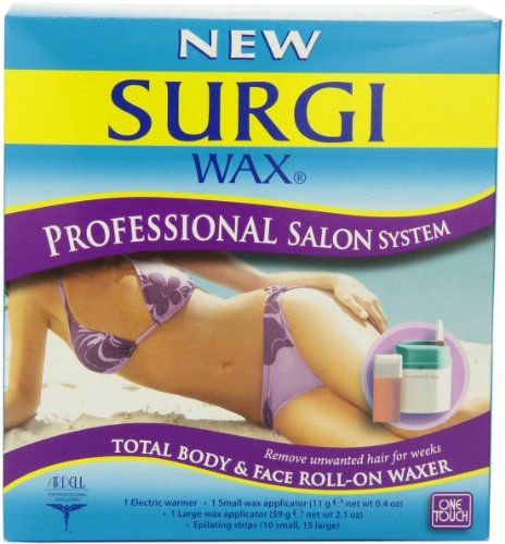 Special Offers - Surgi-wax Professional Salon System Total Body & Face Roll-on Waxer - In stock & Free Shipping. You can save more money! Check It (May 04 2016 at 06:36AM) >> http://electricrazorusa.net/surgi-wax-professional-salon-system-total-body-face-roll-on-waxer/
