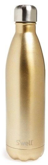 S'Well 'Sparkling Champagne' Stainless Steel Water Bottle