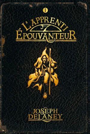 """La série """"L'épouvanteur"""" est captivante et parle de mythologies telles que Celtique, Grecque et autres."""