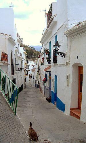 Torrox - between Malaga and Nerja - Andalucia - Spain