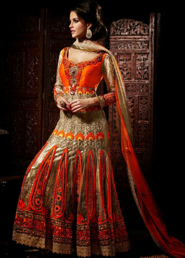 21 best Suits images on Pinterest | Indian wear, Anarkali and ...