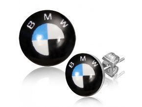 Značkové náušnice BMW