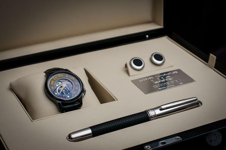 CronotempVs 1 by L.U.Chopard...  #cronotempvs #watches #watchcollector #chopard #techtwist #luc