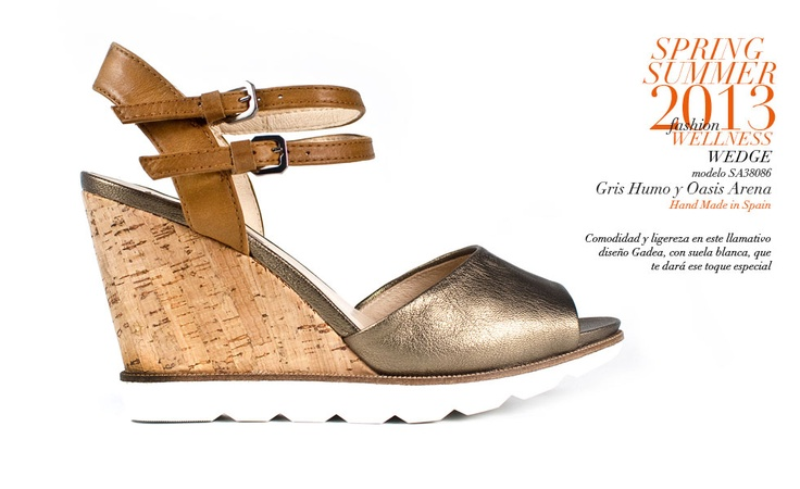 Wedge Sandal collection Spring-Summer 2013 fashion Wellness