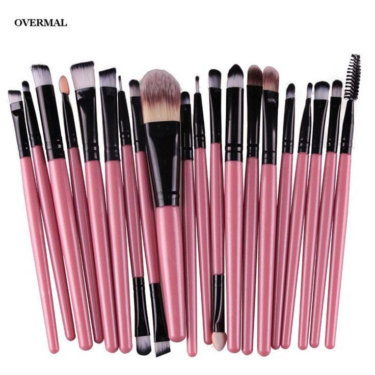 Makeup Brushes, 20pcs/set