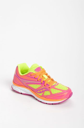 Saucony 'Kinvara' Athletic Shoe (Toddler, Little Kid & Big Kid